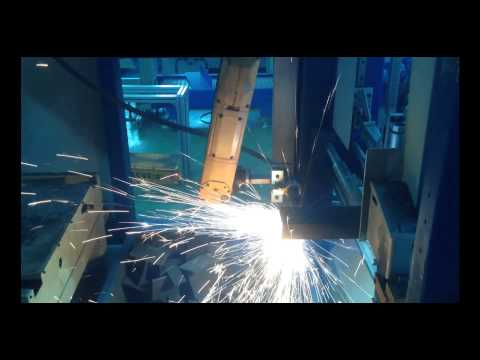 Plasma cutting application