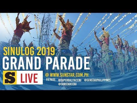 REPLAY: Sinulog Grand Parade 2019