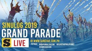 REPLAY Sinulog Grand Parade 2019