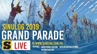 LIVE: Sinulog Grand Parade 2019