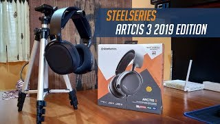 Review Steelseries Arctis 3 2019 Edition