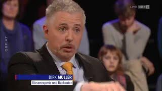 Dirk Müller und Heiner Flassbeck zur Wirtschaft und Politik 25.01.2015 - Bananenrepublik