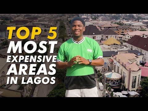 Top Five Most Expensive Areas To Live In Lagos State