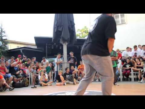 Zulu Zizou (Game Over Crew/Urban Escape Crew/Universal Zulu Nation) Killing The Beat 2014