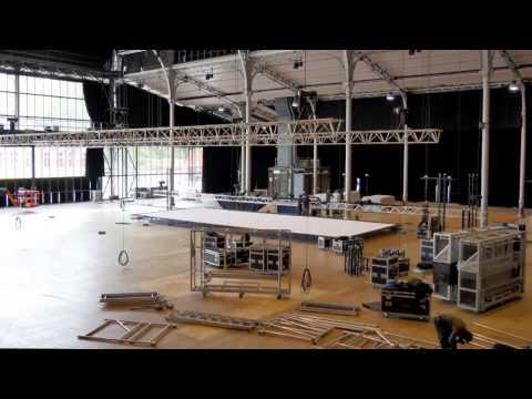 Timelapse montage - Comic Con Paris 2016