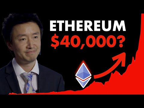 Ethereum to $40,000 says Ark Invest Analyst!