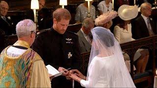 Королевская свадьба 2018 года Принц Гарри и Меган Маркл