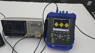 hantek HDH6000B arbitrary waveform generator