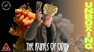 """🆄🅽🅱🅾🆇🅸🅽🅶 - """"The Runes of Odin"""" by Puzzling Package Industries!! 👑 👑 👑 👑 👑"""
