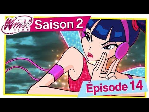 Winx Club - Saison 2 Épisode 14 - Bataille sur la planète Eraklyon - [ÉPISODE COMPLET]