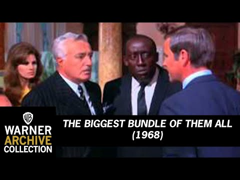 The Biggest Bundle of Them All is listed (or ranked) 35 on the list The Best Robert Wagner Movies