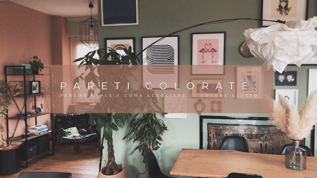 Foto Pareti Colorate : Pareti colorate perché farle e come scegliere il colore giusto