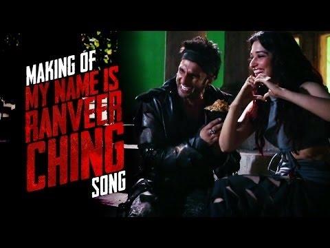 Making Of 'My Name Is Ranveer Ching' Song   Ranveer Ching Returns
