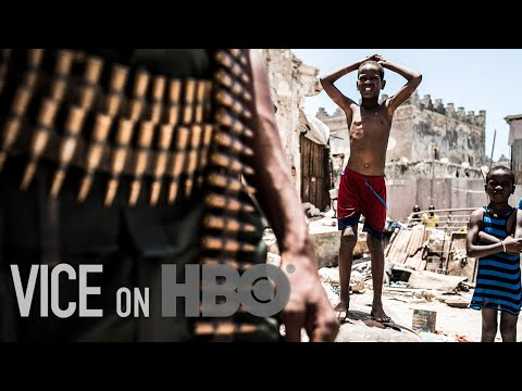 Somalia's Fight to Rebuild After War