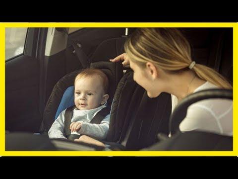 видео: Можно ли перевозить ребенка на переднем сиденье автомобиля?