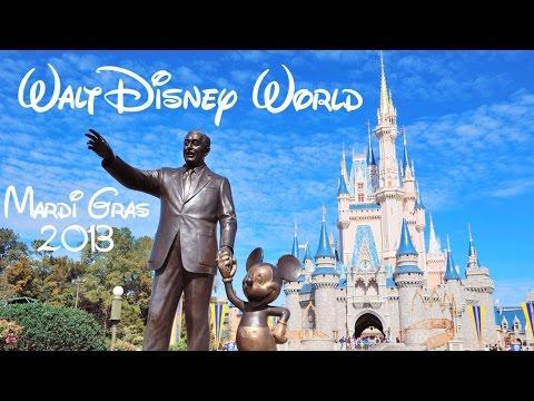 2013 Disney World Vacation