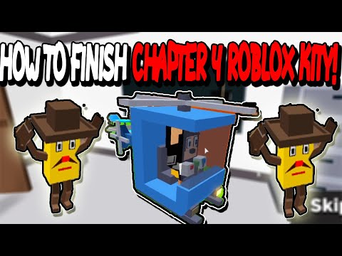 HOW TO FINISH ROBLOX KITTY CHAPTER 4 UPDATE!