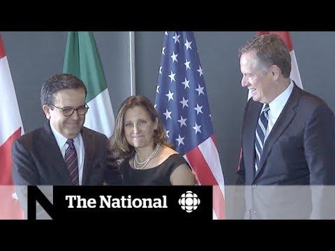 NAFTA offers still on the table