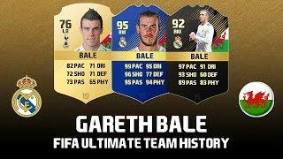 Скачать GARETH BALE FIFA ULTIMATE TEAM HISTORY FIFA 10 FIFA 18