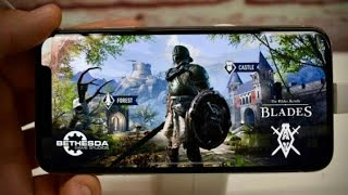 How to download THE EIDER SCROLLS: BLADES ON ANDROID