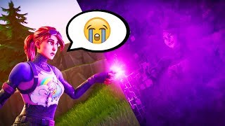 THE BRIGHT BOMBER NEEDS HELP! NEW LAVE LAKE LOCATION FORTNITE SEASON 5  CUBE STORYLINE