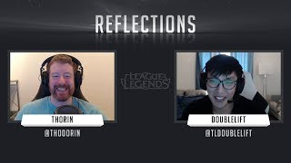 'Reflections' with Doublelift - Part 1 (LoL)