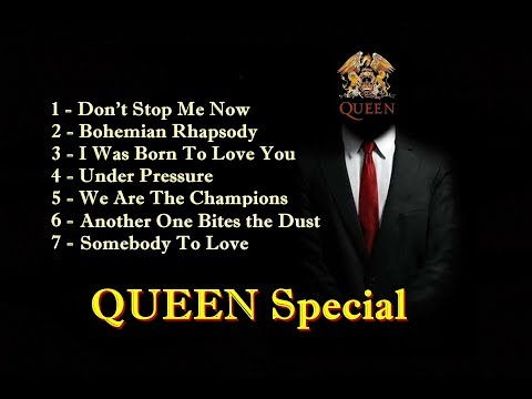 Queen Special - Legend Hits! - 퀸 히트곡 모음