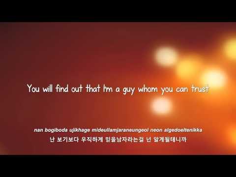 EXO-K- What Is Love lyrics [Eng. | Rom. | Han.]