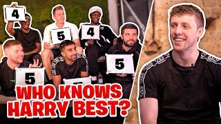Which Of The Sidemen Knows Harry The Best