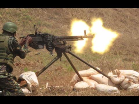 DShK 12.7x108mm Soviet Belt-Fed Heavy Machine Gun