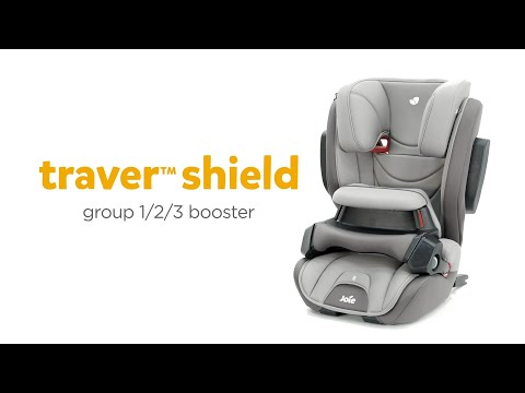 Joie Traver™ Shield | Top Tested Group 1/2/3 Shielded Booster Seat