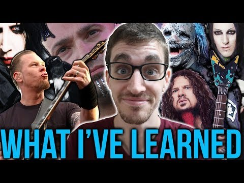 what heavy metal has taught me