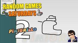 Pinturillo 2 (Draw My Thing) Gameplay - Let