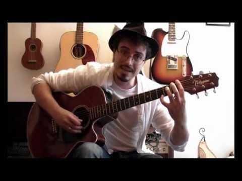 Cours de guitare - Hey Joe (Episode 2/2) - Intro et Improvisation (+ Playback !)