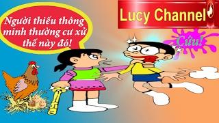 DORAEMON Lucy Channel tập 27 PHIM HÀI CHẾ ĐÔRÊMON THỜI HỌC SINH