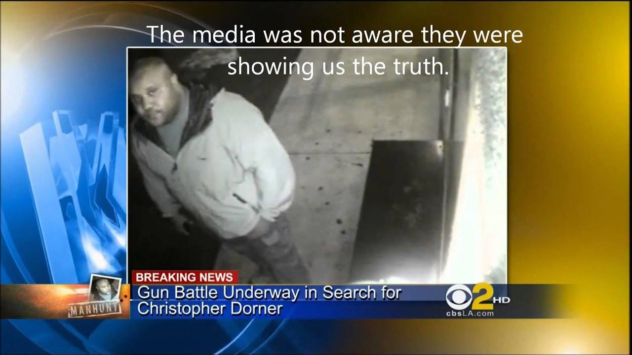 Operation Global Freedom & EXPOSE  Chris Dorner Was Murdered