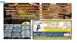 Primary Trade LINES  Solution PART 2  AU s FUNDING, Credit Repair, NO PG, CPNs, BUILDING WEALTH NOW