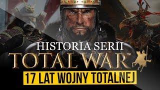 HISTORIA SERII TOTAL WAR - 17 lat wojny totalnej