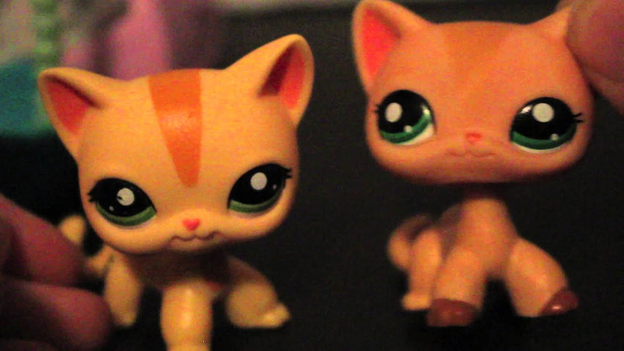 Lps Short Hair Cat Real Are Fake