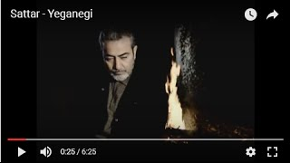 Sattar - Yeganegi( Official Video)