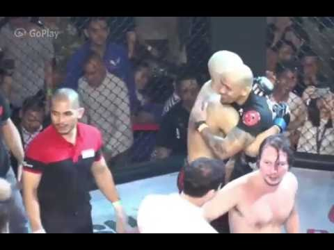Baron Geisler vs Kiko Matos Full Fight URCCC