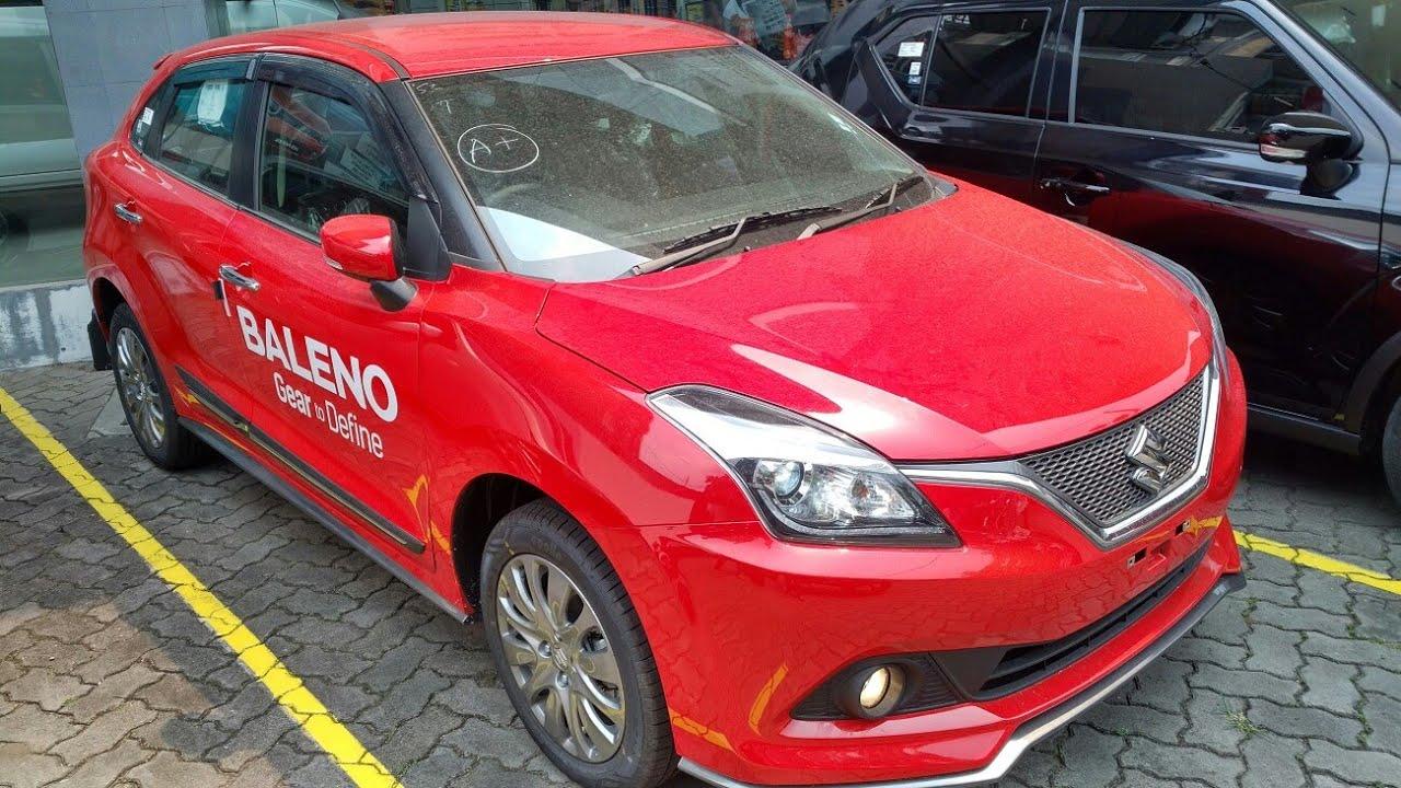 In Depth Tour Suzuki Baleno Hatchback A T Indonesia Youtube