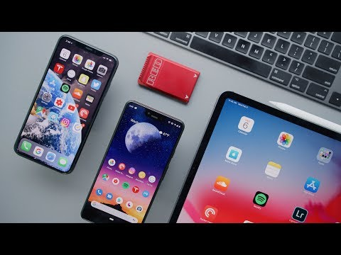 What's on my Tech: 2019!