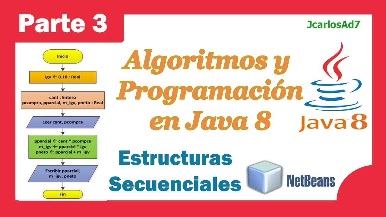 Estructura Secuencial Ejemplo Ventas Curso De Java