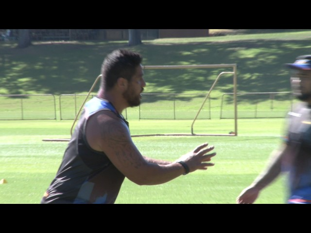 Pek Cowan Ready For Lions Challenge