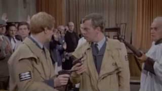 Dad's Army - The Movie. Church Scene.wmv