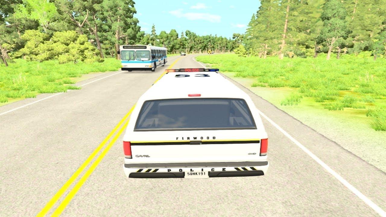 سيارة الشرطة - العاب سيارات