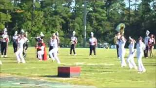 nansemond river marching band at hugenot band day 2011