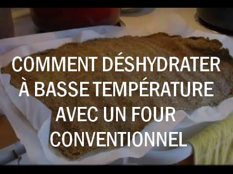Comment d shydrater basse temp rature sans d shydrateur - Comment reconnaitre un radiateur basse temperature ...