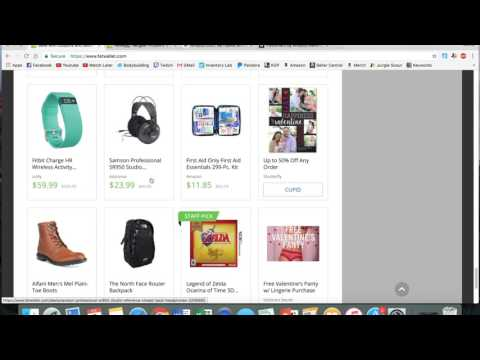 AMAZON RETAIL ARBITRAGE: Finding Products To Flip For Profit Without Leaving Your Home